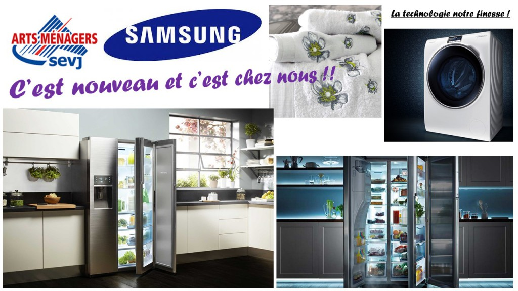 PUB SAMSUNG FOOD CENTER + LAVE-LINGE
