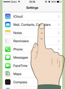 configurer-mail